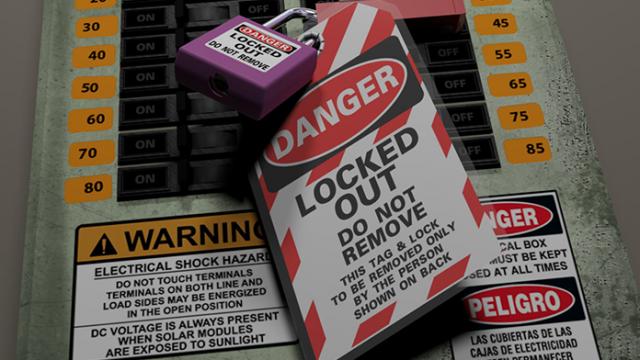 Lockout Tagout Online Course