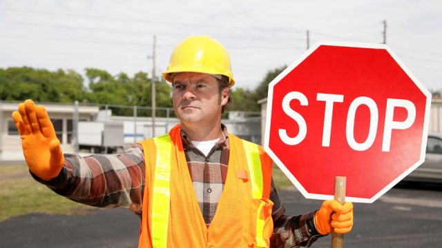 Traffic Control Person Online Course