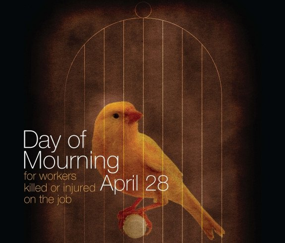 National Day of Mourning, online safety training