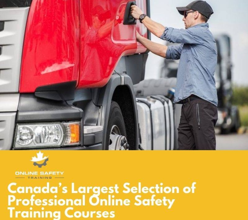 Backhoes Online Safety Training Course